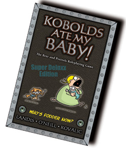 cover image: Kobols Ate My Baby1